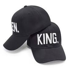 Gorras King Queen
